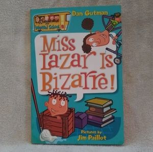 Miss Lazar is Bizarre! Book